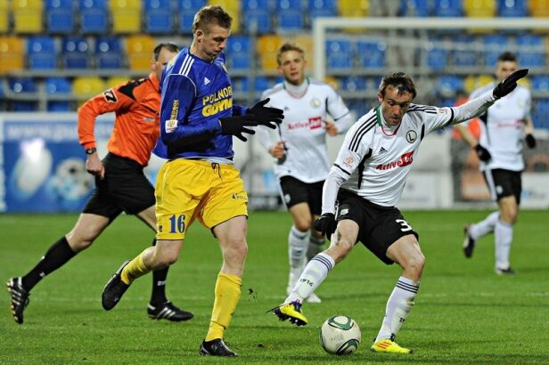 Arka Gdynia - Legia Warszawa Legia.com/ Mateusz Kostrzewa