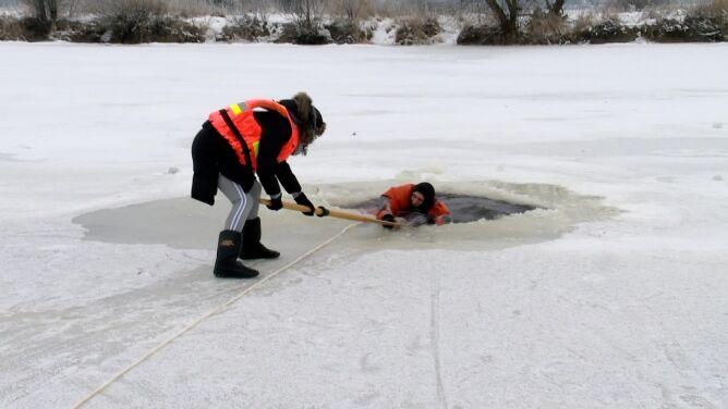 """""""Nie ma bezpiecznego lodu. Zawsze jest ryzyko załamania się go pod nami"""""""