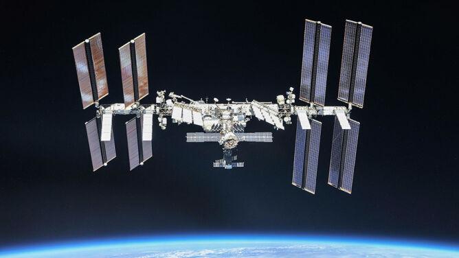 """Wyciek powietrza na ISS. <br />""""W ilościach przekraczających normy"""""""