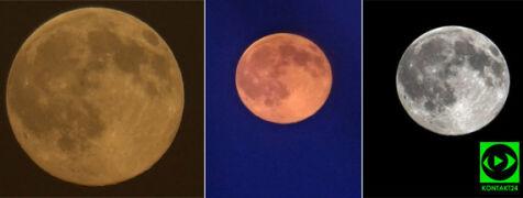 Pełnia burzliwego Księżyca na Waszych zdjęciach