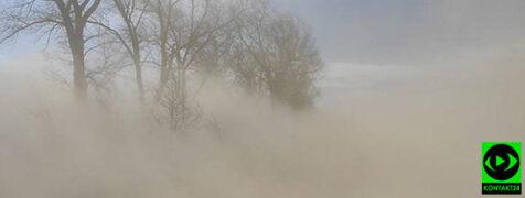 Potężna zamieć pyłowa na Lubelszczyźnie