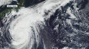 Tajfun Hagibis uderzy w Japonię